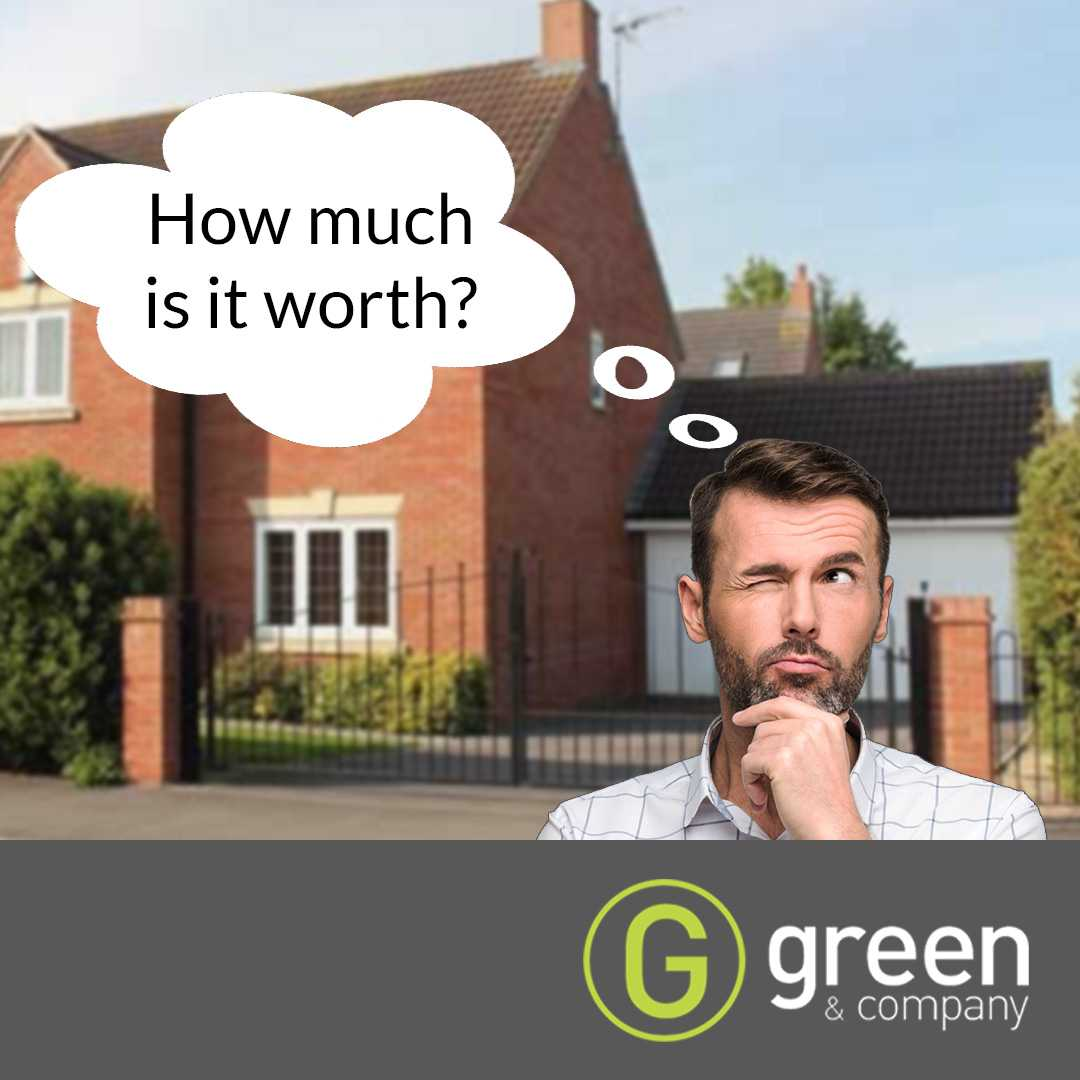 Header Image for: How much is my property worth?
